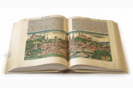 Weltchronik - The chronicles of Nuremberg Facsimile Edition