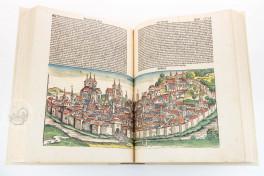 Weltchronik - The chronicles of Nuremberg Facsimile Edition