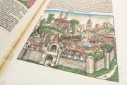 Weltchronik - The chronicles of Nuremberg, Weimar, Herzogin Anna Amalia Bibliothek  − Photo 6
