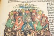 Weltchronik - The chronicles of Nuremberg, Weimar, Herzogin Anna Amalia Bibliothek  − Photo 7