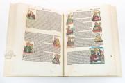 Weltchronik - The chronicles of Nuremberg, Weimar, Herzogin Anna Amalia Bibliothek  − Photo 12