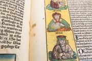 Weltchronik - The chronicles of Nuremberg, Weimar, Herzogin Anna Amalia Bibliothek  − Photo 13