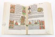 Weltchronik - The chronicles of Nuremberg, Weimar, Herzogin Anna Amalia Bibliothek  − Photo 17