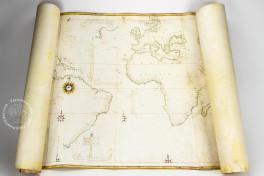 Castiglioni World Map Facsimile Edition