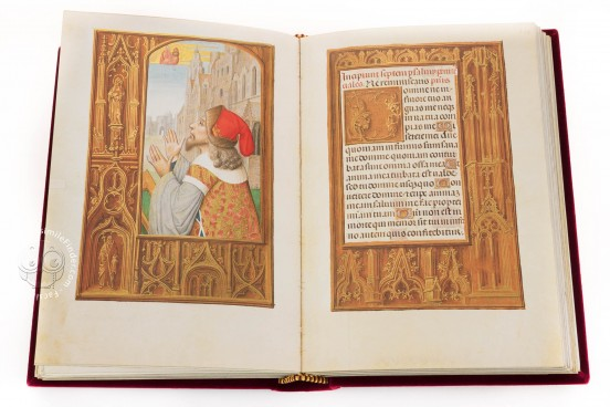 Rothschild Hours , Private Collection, Codex Vindobonensis S. n. 2844 − Photo 1