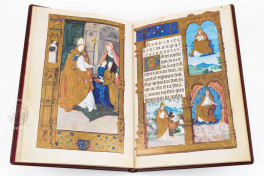 Primer of Claude de France Facsimile Edition