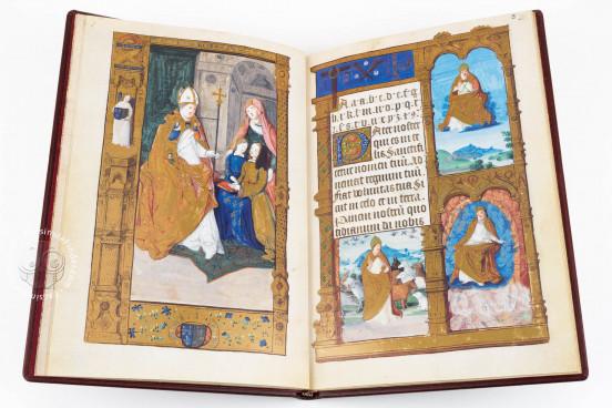 Primer of Claude de France, Cambridge, Fitzwilliam Museum, MS 159 − Photo 1