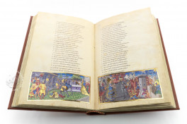 Vergilius Publius Maro: Bucolicon, Georgicon, Aeneis Facsimile Edition