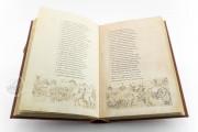 Vergilius Publius Maro: Bucolicon, Georgicon, Aeneis, ms. Ricc. 492 - Biblioteca Riccardiana (Florence, Italy) − photo 4