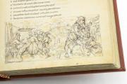 Vergilius Publius Maro: Bucolicon, Georgicon, Aeneis, ms. Ricc. 492 - Biblioteca Riccardiana (Florence, Italy) − photo 6