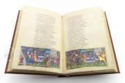 Vergilius Publius Maro: Bucolicon, Georgicon, Aeneis, ms. Ricc. 492 - Biblioteca Riccardiana (Florence, Italy) − photo 7