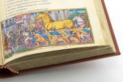 Vergilius Publius Maro: Bucolicon, Georgicon, Aeneis, ms. Ricc. 492 - Biblioteca Riccardiana (Florence, Italy) − photo 8