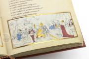 Vergilius Publius Maro: Bucolicon, Georgicon, Aeneis, ms. Ricc. 492 - Biblioteca Riccardiana (Florence, Italy) − photo 9