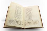 Vergilius Publius Maro: Bucolicon, Georgicon, Aeneis, ms. Ricc. 492 - Biblioteca Riccardiana (Florence, Italy) − photo 15