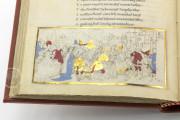 Vergilius Publius Maro: Bucolicon, Georgicon, Aeneis, ms. Ricc. 492 - Biblioteca Riccardiana (Florence, Italy) − photo 17