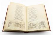 Vergilius Publius Maro: Bucolicon, Georgicon, Aeneis, ms. Ricc. 492 - Biblioteca Riccardiana (Florence, Italy) − photo 18