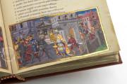 Vergilius Publius Maro: Bucolicon, Georgicon, Aeneis, ms. Ricc. 492 - Biblioteca Riccardiana (Florence, Italy) − photo 19