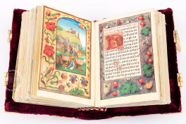 Hours of Mary Stuart Facsimile Edition