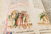 Life and Writings of Saint Francis of Assisi, Florence, Biblioteca Medicea Laurenziana, Gaddi 112 − Photo 8