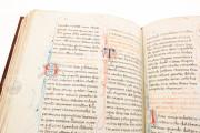 Life and Writings of Saint Francis of Assisi, Florence, Biblioteca Medicea Laurenziana, Gaddi 112 − Photo 10