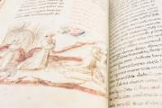 Life and Writings of Saint Francis of Assisi, Florence, Biblioteca Medicea Laurenziana, Gaddi 112 − Photo 11