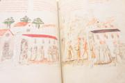 Life and Writings of Saint Francis of Assisi, Florence, Biblioteca Medicea Laurenziana, Gaddi 112 − Photo 13