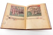 Life and Writings of Saint Anthony the Abbot, Florence, Biblioteca Medicea Laurenziana, Ms. Med. Pal. 143 − Photo 6