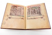 Life and Writings of Saint Anthony the Abbot, Florence, Biblioteca Medicea Laurenziana, Ms. Med. Pal. 143 − Photo 11