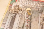 Life and Writings of Saint Anthony the Abbot, Florence, Biblioteca Medicea Laurenziana, Ms. Med. Pal. 143 − Photo 13