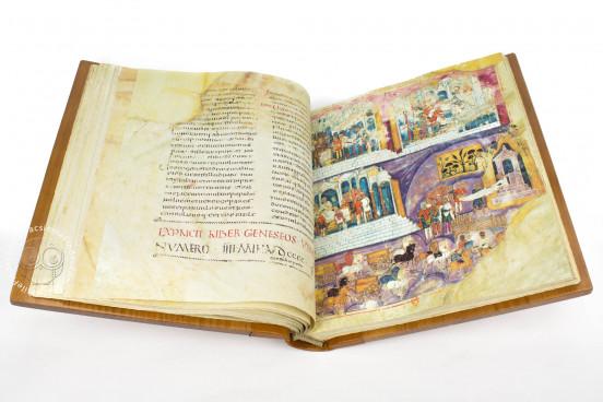 Ashburnham Pentateuch, Ms. Nouv. acq. lat. 2334 - Bibliothèque Nationale de France (Paris, France) − photo 1