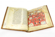 Ashburnham Pentateuch, Ms. Nouv. acq. lat. 2334 - Bibliothèque Nationale de France (Paris, France) − photo 4