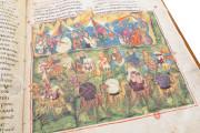 Ashburnham Pentateuch, Ms. Nouv. acq. lat. 2334 - Bibliothèque Nationale de France (Paris, France) − photo 7
