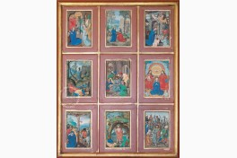 Altarpiece of Joan the Mad Facsimile Edition