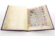 Grandes Heures du duc de Berry, Paris, Bibliothèque Nationale de France, Ms. Lat. 919 Paris, Musée du Louvre, RF 2835 − Photo 9