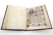 Grandes Heures du duc de Berry, Paris, Bibliothèque Nationale de France, Ms. Lat. 919 Paris, Musée du Louvre, RF 2835 − Photo 10