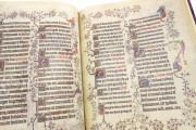 Grandes Heures du duc de Berry, Paris, Bibliothèque Nationale de France, Ms. Lat. 919 Paris, Musée du Louvre, RF 2835 − Photo 11