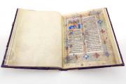 Grandes Heures du duc de Berry, Paris, Bibliothèque Nationale de France, Ms. Lat. 919 Paris, Musée du Louvre, RF 2835 − Photo 12