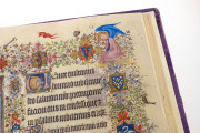 Grandes Heures du duc de Berry, Paris, Bibliothèque Nationale de France, Ms. Lat. 919 Paris, Musée du Louvre, RF 2835 − Photo 14