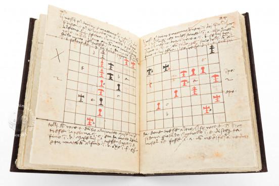 De Ludo Scachorum, Gorizia, Archivio Coronini Cronberg, ms. 7955 − Photo 1