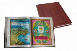 Atlas of Pedro de Texeira Facsimile Edition
