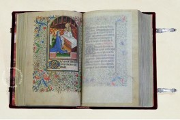 Book of Hours of the Piarists (Escolapios) Facsimile Edition