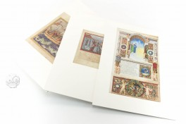 Treasures from the Biblioteca Apostolica Vaticana - Litterae Facsimile Edition