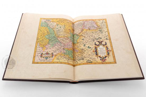 Mercator Atlas, Berlin, Staatsbibliothek Preussischer Kulturbesitz, 2° Kart. 180/3 − Photo 1