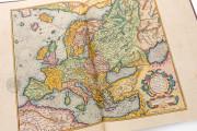 Mercator Atlas, Berlin, Staatsbibliothek Preussischer Kulturbesitz, 2° Kart. 180/3 − Photo 3