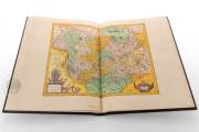 Mercator Atlas, Berlin, Staatsbibliothek Preussischer Kulturbesitz, 2° Kart. 180/3 − Photo 5