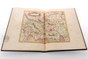 Mercator Atlas, Berlin, Staatsbibliothek Preussischer Kulturbesitz, 2° Kart. 180/3 − Photo 6