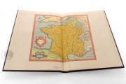Mercator Atlas, Berlin, Staatsbibliothek Preussischer Kulturbesitz, 2° Kart. 180/3 − Photo 12