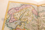 Mercator Atlas, Berlin, Staatsbibliothek Preussischer Kulturbesitz, 2° Kart. 180/3 − Photo 15