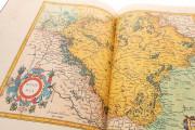 Mercator Atlas, Berlin, Staatsbibliothek Preussischer Kulturbesitz, 2° Kart. 180/3 − Photo 17