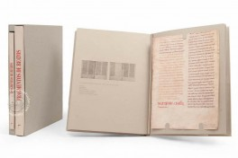 Fragments of Beatus Facsimile Edition